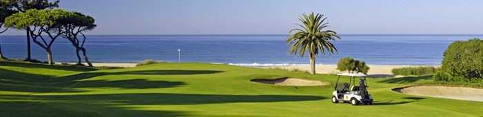 Golf transport Algarve